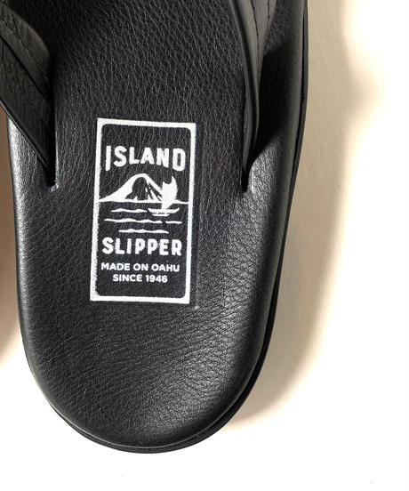 Island Slipper Leather Sandals