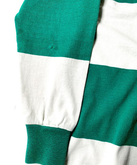 90s Gap Long Sleeve Stripe Rugby Shirt