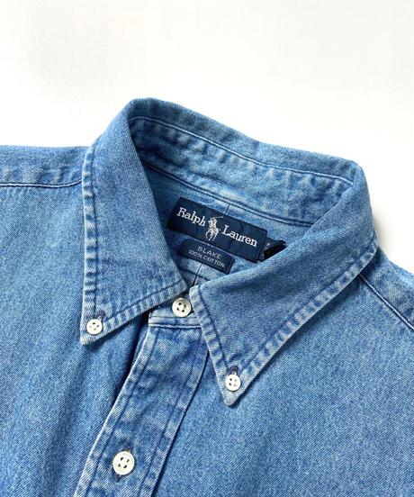 00s Polo Ralph Lauren Denim Shirts
