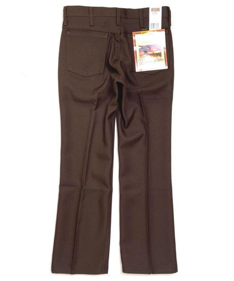 Wrangler Wrancher Dress Jeans Brown