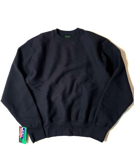 Camber Sportswear Cross-Knit Heavyweight Sweatshirt Black