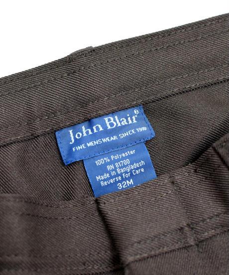 John Blair Stretch Twill Pants Brown