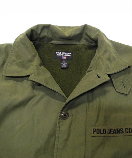 90's  Polo Jeans M-59 Type Jacket  [C-0175]