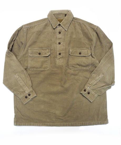90's St John's Bay Corduroy Pullover shirt[C-216]