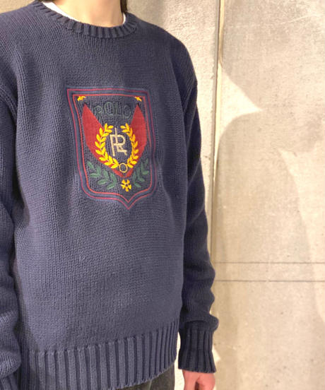 90s Polo Ralph Lauren Cotton Sweater