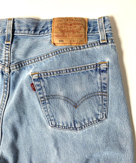 90s Levi's 501(made in usa)