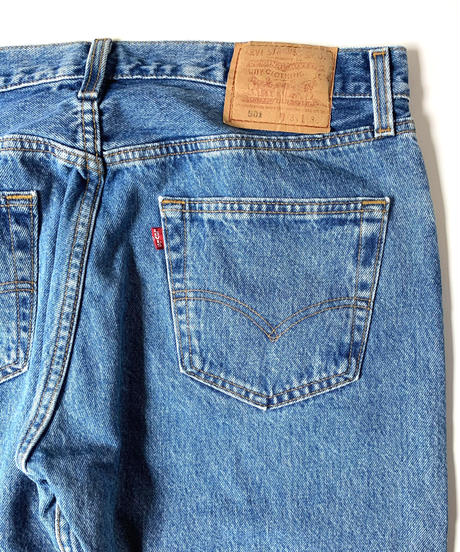 90s Levi's 501 (made in usa)