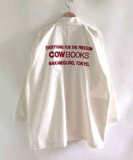 【CB-001】Reading Jacket ( Bookvender_stripe)