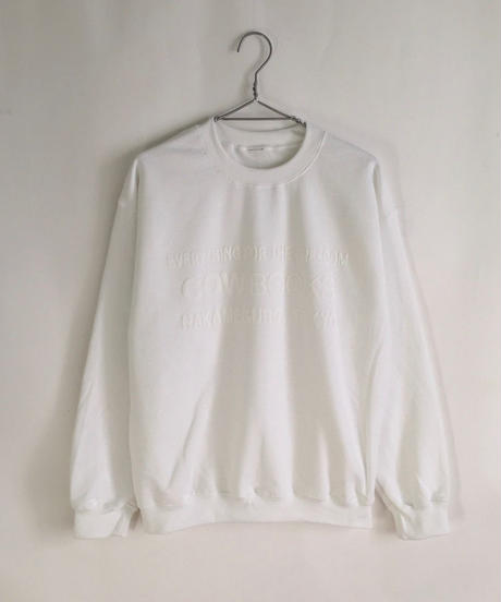 Book Vendor Sweatshirt( Logo/White,Black)