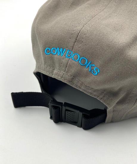 Jet Cap (COW Logo Wappen /Olive,Gray,Black)