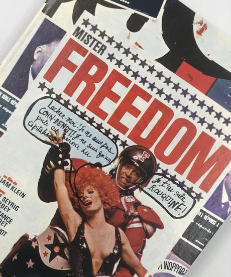 Title/ Mister Freedom    Author/ William Klein