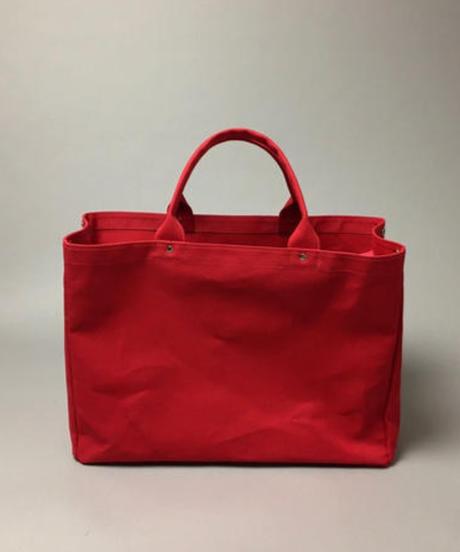 Container Medium (Red × Ivory)