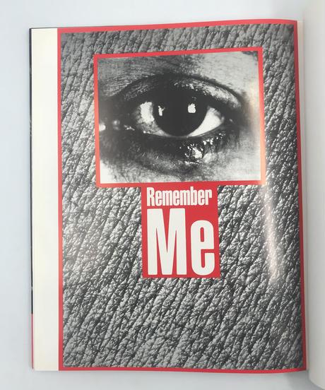 Title/ Love For Sale   Author/ Barbara Kruger