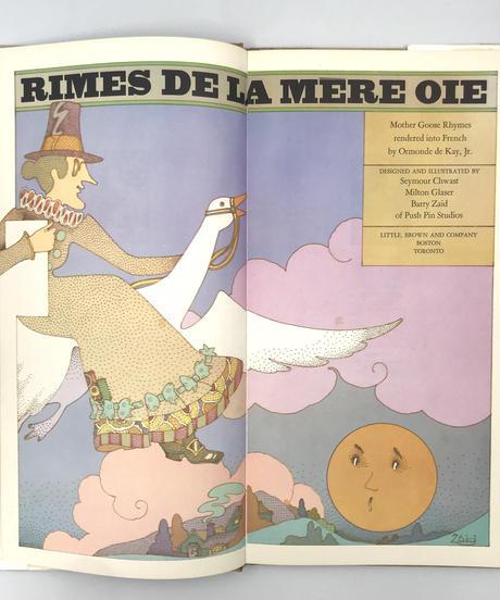 Title/ Rimes de La Mere Ole  Author/ Ormonde Kay,Jr