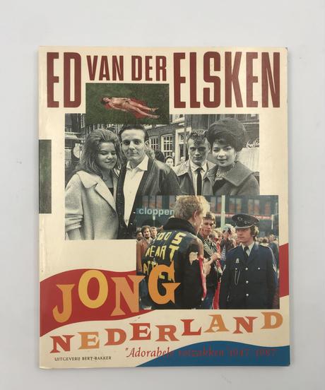 Title/ Jong Nederland  Author/ Ed Van Del Elsken