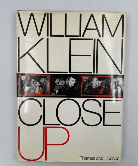 Title/ CLOSE UP  Author/ William Klein