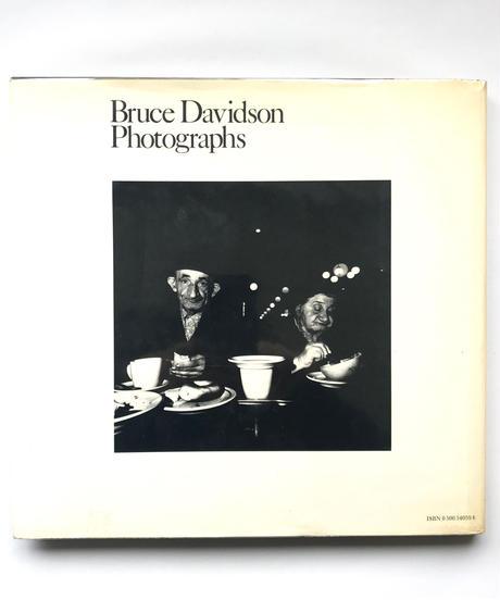Title/ Photographs   Author/ Bruce Davidson
