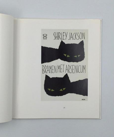 Title/ Dick Bruna,boekomslagen  Author/ Bert Jansen