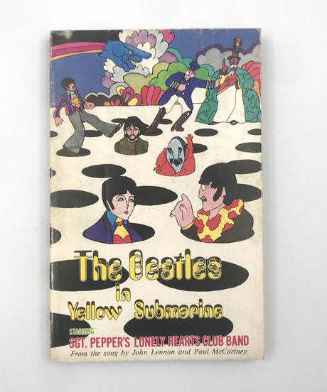 Title/ The Beatles in Yellow Submarine   Author/ Bill Morrison
