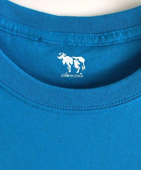 Book Vendor T-shirts(Logo/ Blue,White)