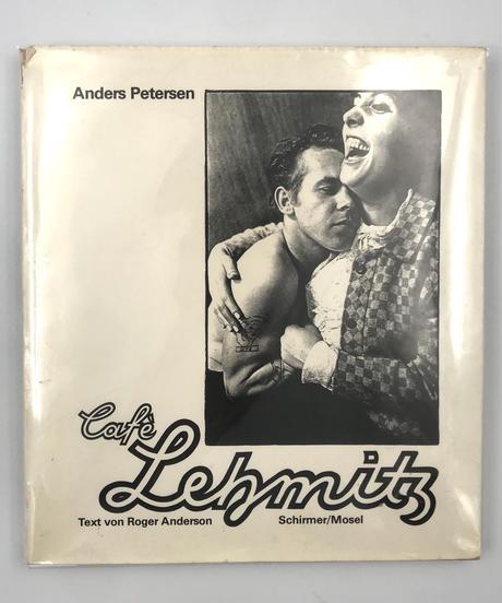 Title/ Café Lehmitz   Author/ Anders Petersen