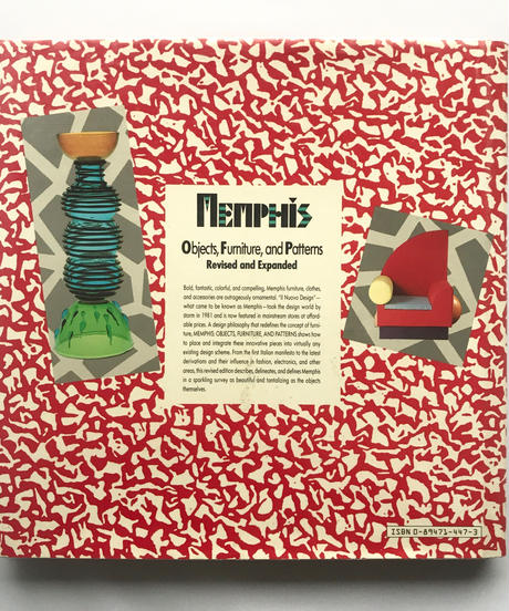 Title/Memphis Objects,Funiture,and Patterns   Author/ Richard Horn