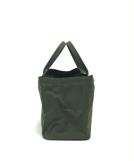 Container Small (Green×Ivory)