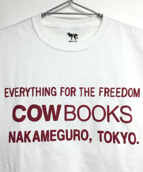 Book Vendor T-shirts (Logo/ Black,White)