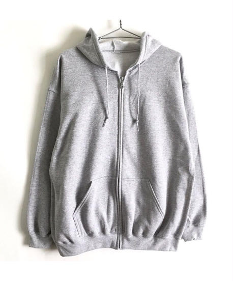 Book Vendor  Zip hooded Sweatshirt (Logo /Black, Gray,White)