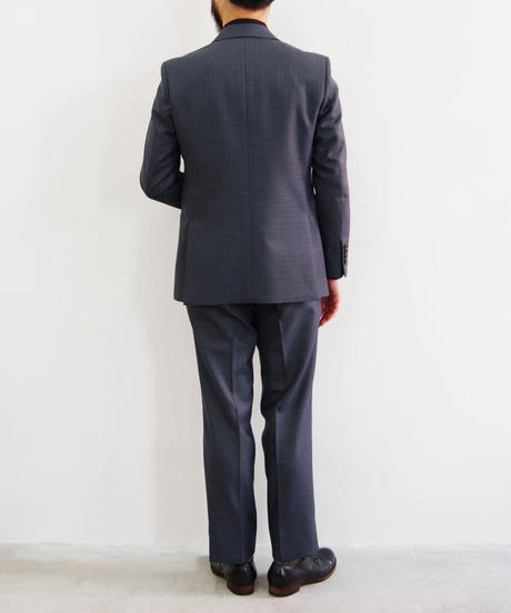 bunt / CK 2BUTTON TAILORED JACKET & CK 1TUCK TAILORED PANTS / col.グレー