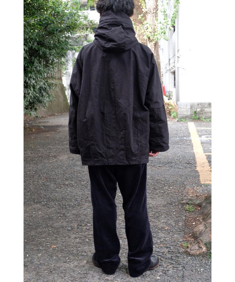 yoko sakamoto / WORK ANORAK / col.BLACK / size.L