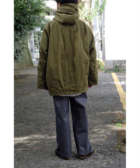 yoko sakamoto / WORK ANORAK / col.OLIVE / size.L