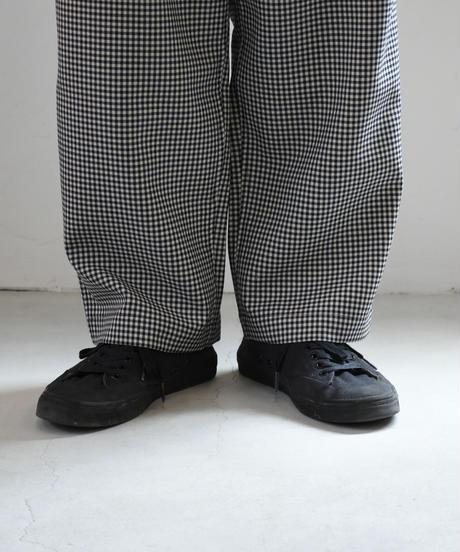 bunt / CK EASY PANTS / col.ホワイトチェック