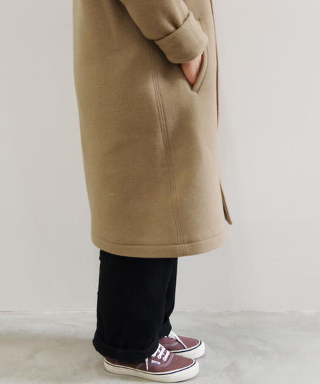 bunt / STADIUM COAT / Lady's / col.ベージュ / size 2