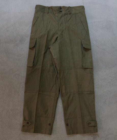DEAD STOCK / FRENCH MILITARY M-47 前期 / size 35