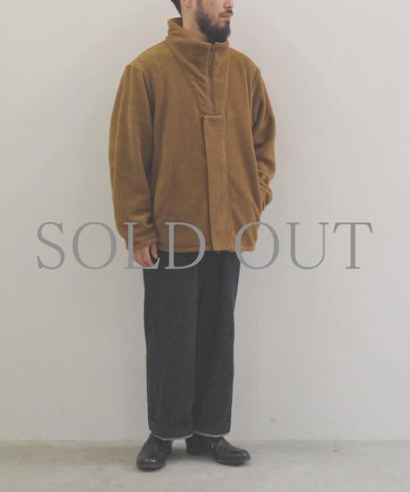 YOKO SAKAMOTO / ARMY ANORAK / col.ブラウン