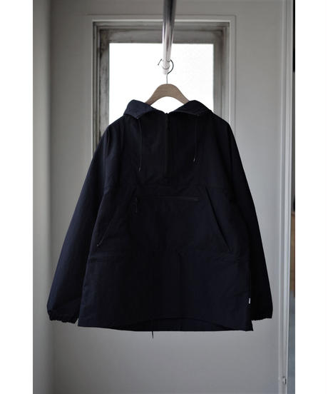 ENDS and MEANS / FIELD ANORAK / col.BLACK / size.M