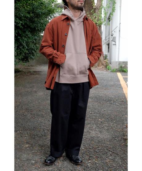 YOKO SAKAMOTO / REGULAR SHIRT / col.ORANGE