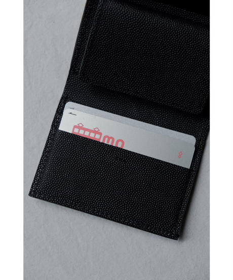 ERA. / NEW VINTAGE FRICK WALLET / col.BLACK