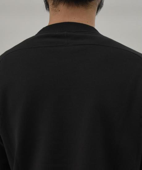 THE HINOKI / オーガニックコットン裏起毛スウェットシャツ / col.ダークグレー