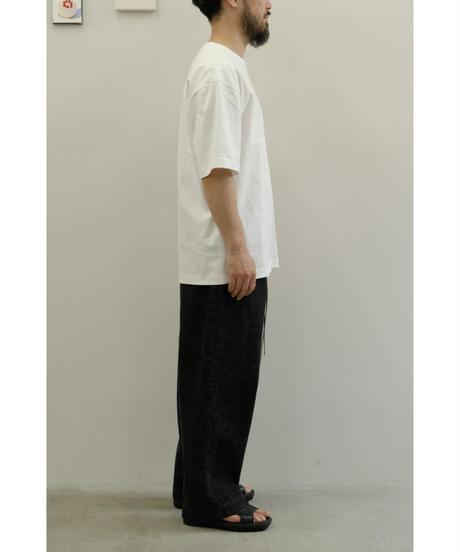 Sheba / ショートスリーブカットソー / col.WHITE