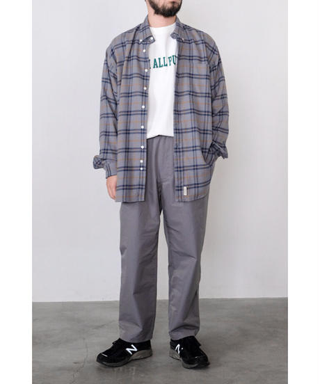 SEDAN ALL PURPOSE / All Weather Trousers / col.Gray