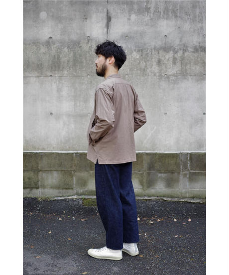 brassband / STANDARD DENIM PANTS / col.INDIGO O.W / Men's