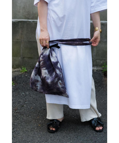ERA. / TIE DYE COOKING COAT BAG / col.TIE DYE