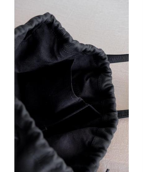 ERA. / G.A.R HELMET BAG / col.BLACK
