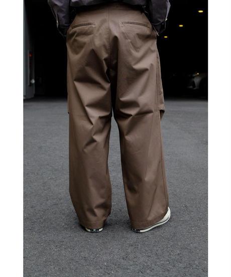 un/unbient / プルパンツ(BUGGY) / col.german brown