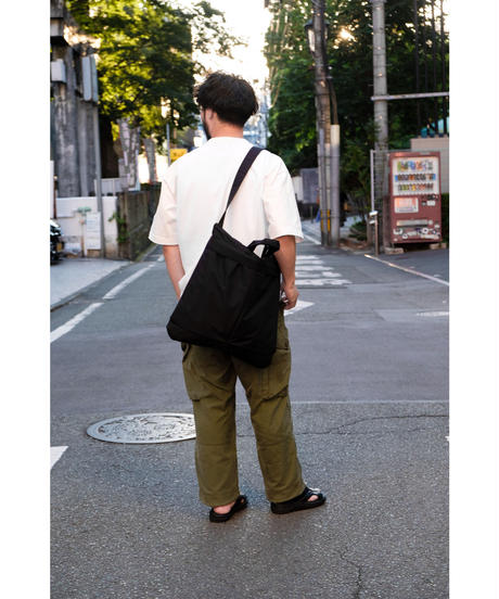 ERA. / B.T NO HELMET BAG / col.BLACK