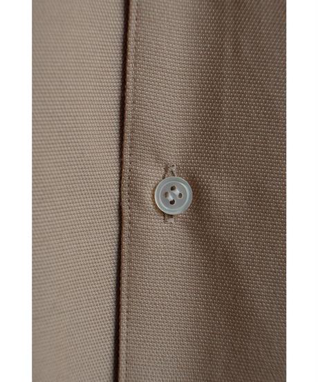 Blanc YM / S/W Royal Oxford Long Shirt / col.BEIGE / size.M