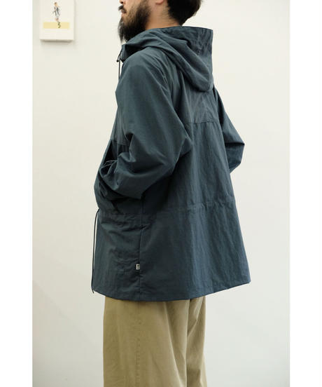 ENDS and MEANS / FIELD ANORAK / col.SMOKY BLUE / size.L