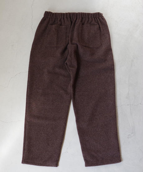 comm.arch. / Geelong Lamb's Easy Trousers / col.Sandalwood